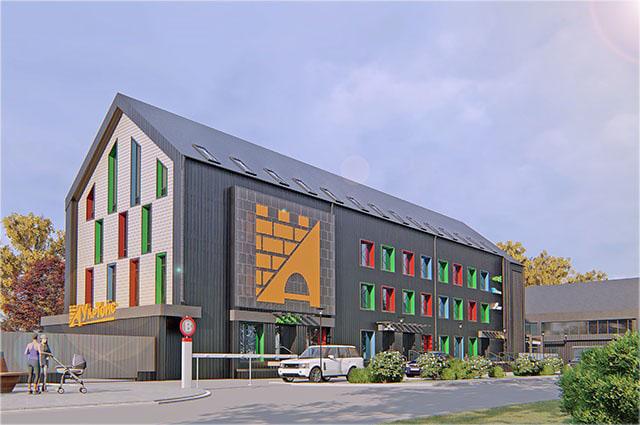 Офисно-торговые здания